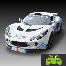 Stage Lotus Exige cup 260 GT10